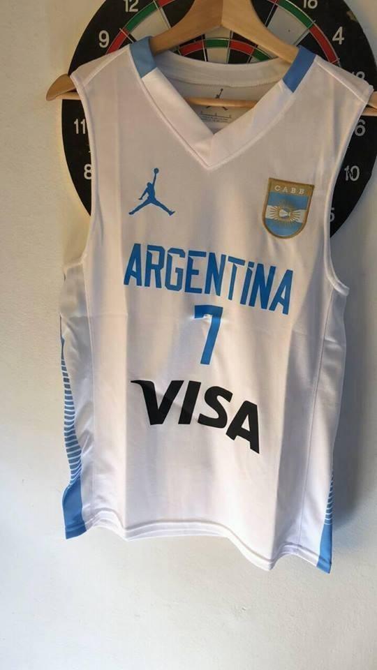 58924741b0ec0 camiseta basquet argentina campazzo ginobili. Cargando zoom.