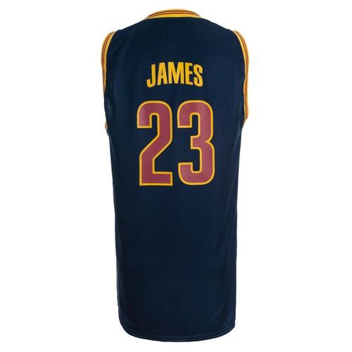 camiseta basquet cleveland cavaliers lebron james cavs nba