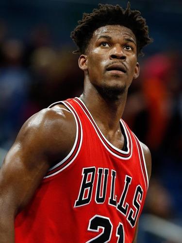 camiseta basquet nba chicago bulls butler