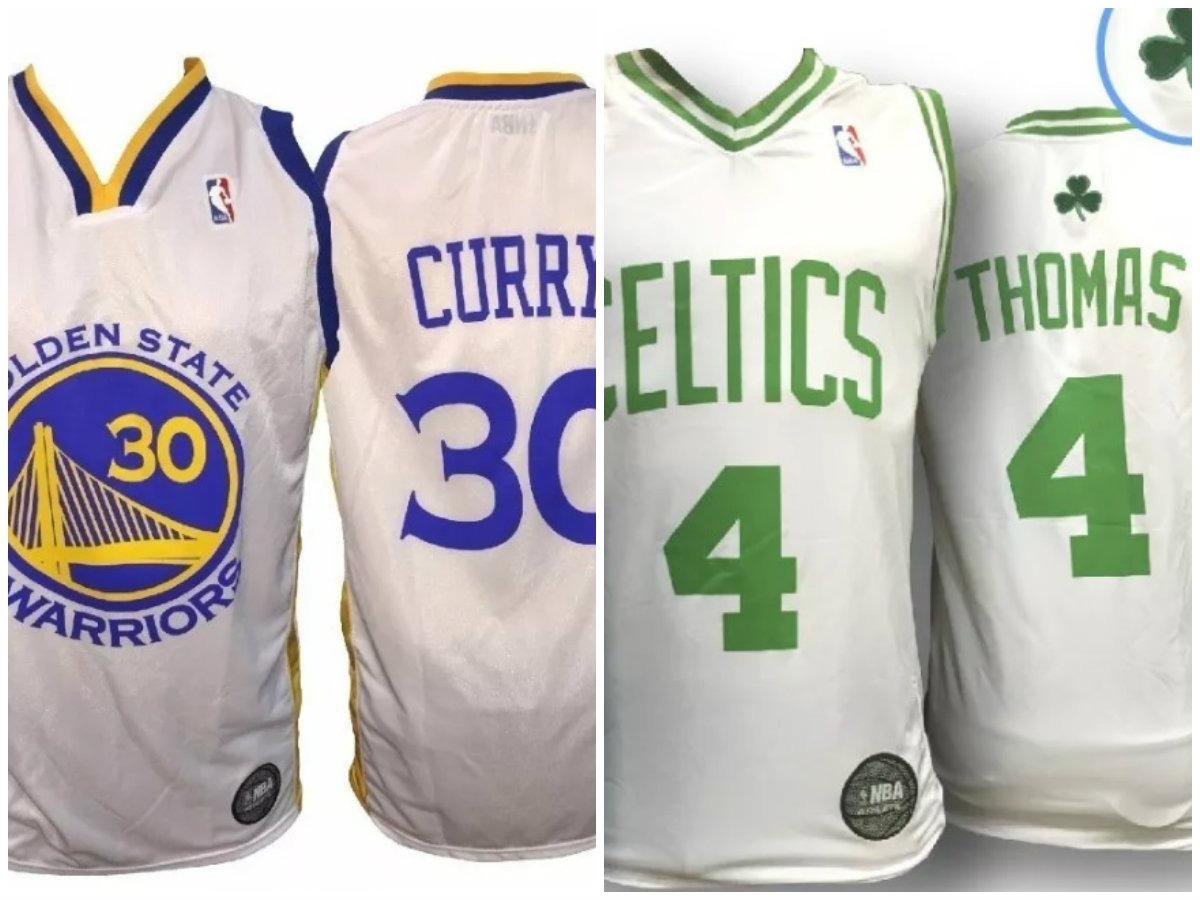 aee9d6a7213 camiseta basquet niño nba warriors celtics nene lic oficial. Cargando zoom.