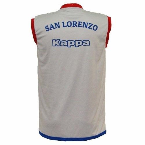 camiseta basquet  san lorenzo
