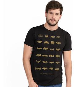 f703d7fcfc Dc Comics Edredom Tamanho G - Camisetas G Preto Curta com o Melhores Preços  no Mercado Livre Brasil