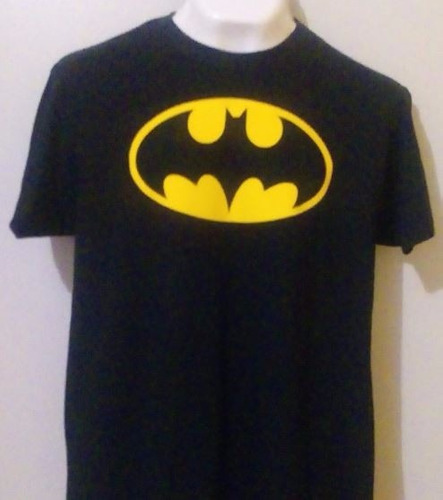 camiseta batman / iron man / capitán américa