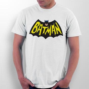 camiseta batman série clássica - super heróis