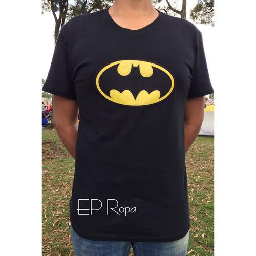 camiseta batman superheroes hombre niño envío gratis