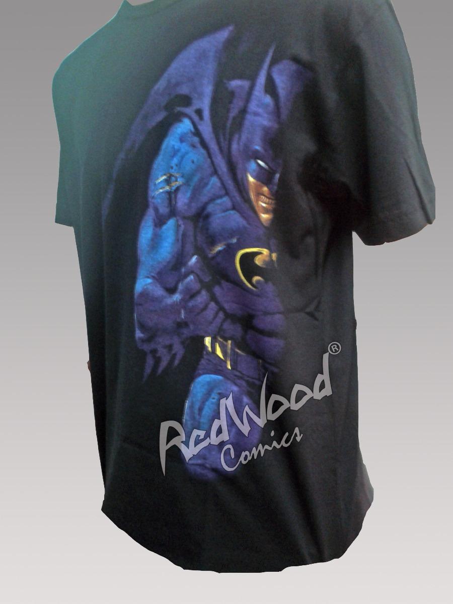6fb318769a camiseta - batman - tamanho gg - stamp - redwood. Carregando zoom.