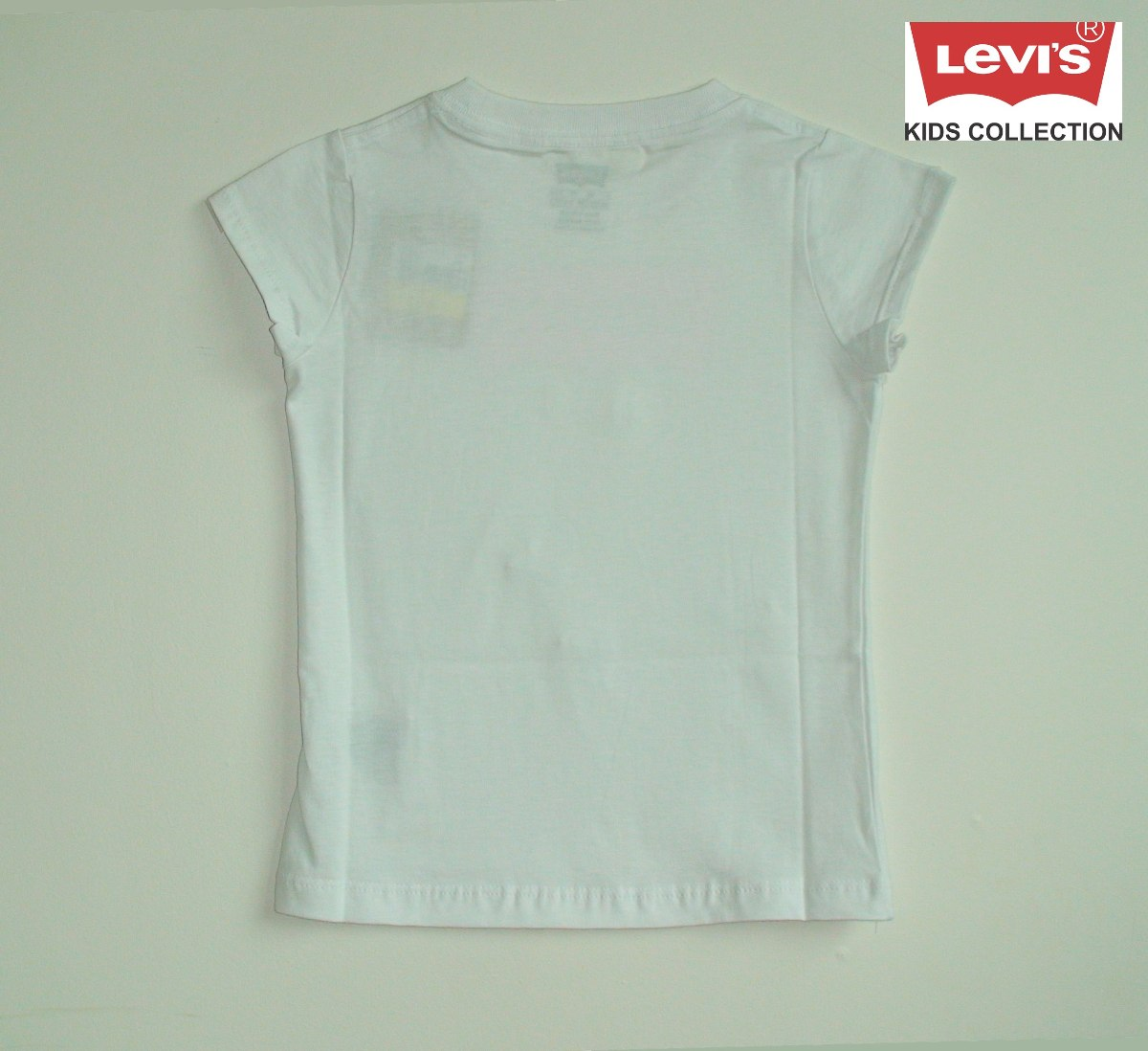 0ac82dec6bcbd camiseta batwing branca levis kids. Carregando zoom.