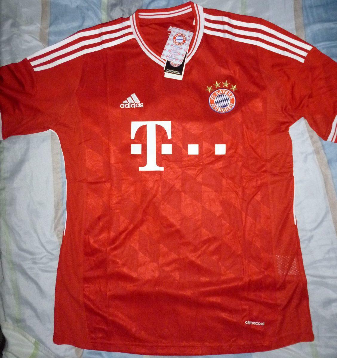 20132014660 Libre Bayern Munich Camiseta En 00 Mercado c4jAq35RLS