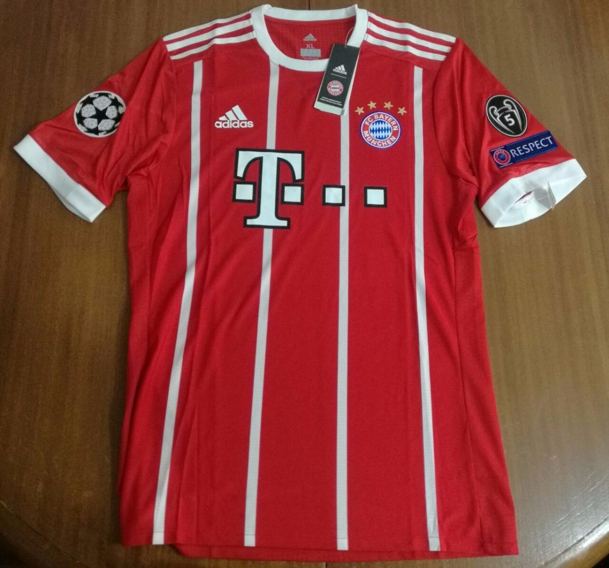free shipping 1e09e fdbd4 camiseta bayern munich para dream league soccer Archives ...