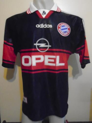 camiseta bayern munich alemania 1997 1998 97 98 matthaus #10