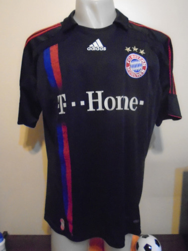 camiseta bayern munich alemania 2007 2008 adidas kroos 39 xl