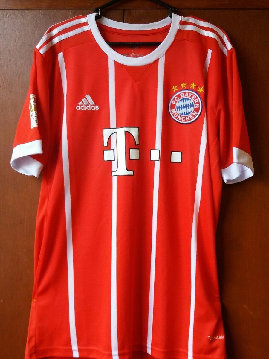 camiseta bayern munich - temporada 2017 - 2018. Cargando zoom. ccb81472559dc