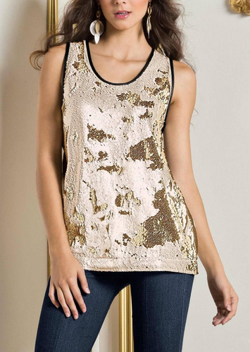camiseta beige 1164954