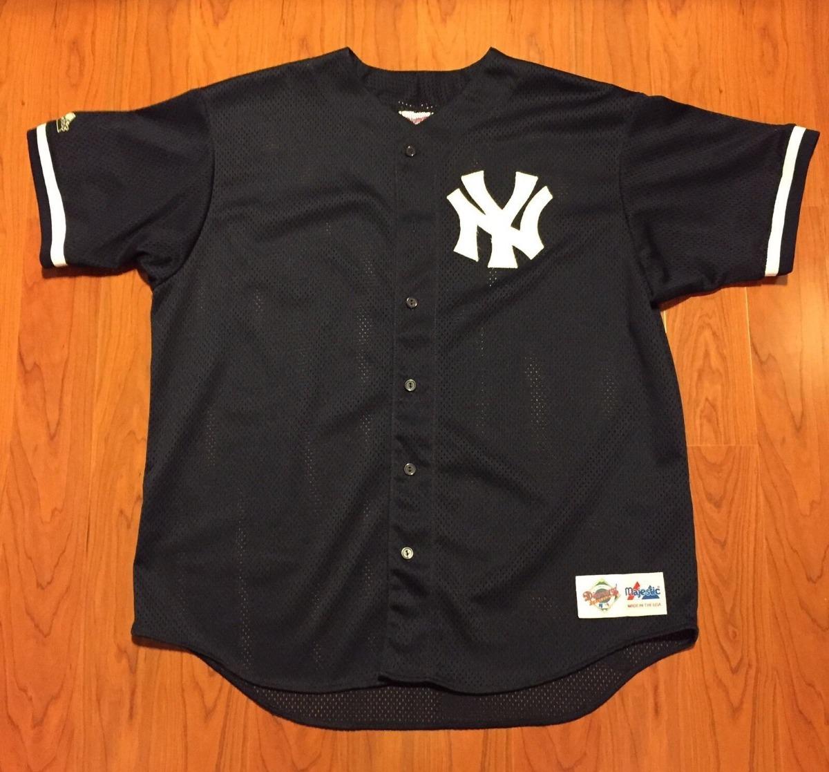 1cc512912e19f Camiseta Beisbol Baseball Yankees New York Majestic Mets - S  70