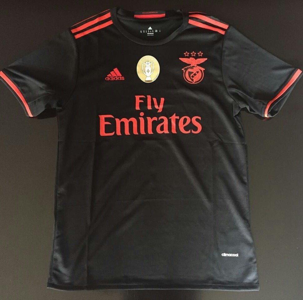 camiseta benfica adidas alternativa original nueva talle xl. Cargando zoom. 4b587aeffa201