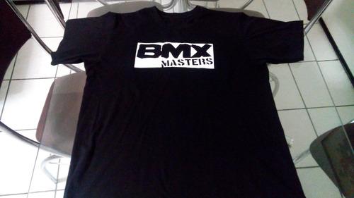 camiseta biker bmx casual