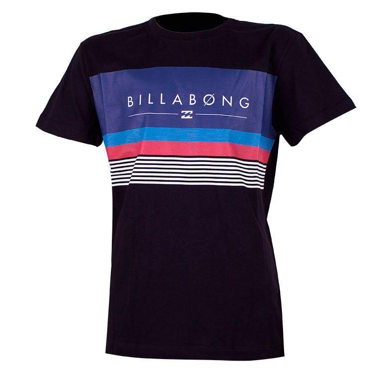 Camiseta Billabong Line Infantil - R  89 fd1135c77cb