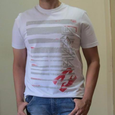 camiseta billabong - masculina