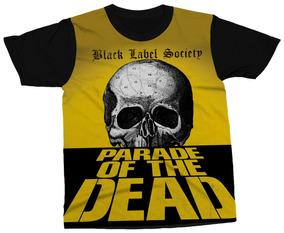 eb76a4986a Camisetas Black Label Society Feminina - Calçados, Roupas e Bolsas com o  Melhores Preços no Mercado Livre Brasil