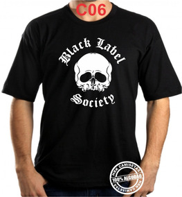 f99c29b5fa Camisetas Black Label Society Baby Look - Camisetas e Blusas com o Melhores  Preços no Mercado Livre Brasil