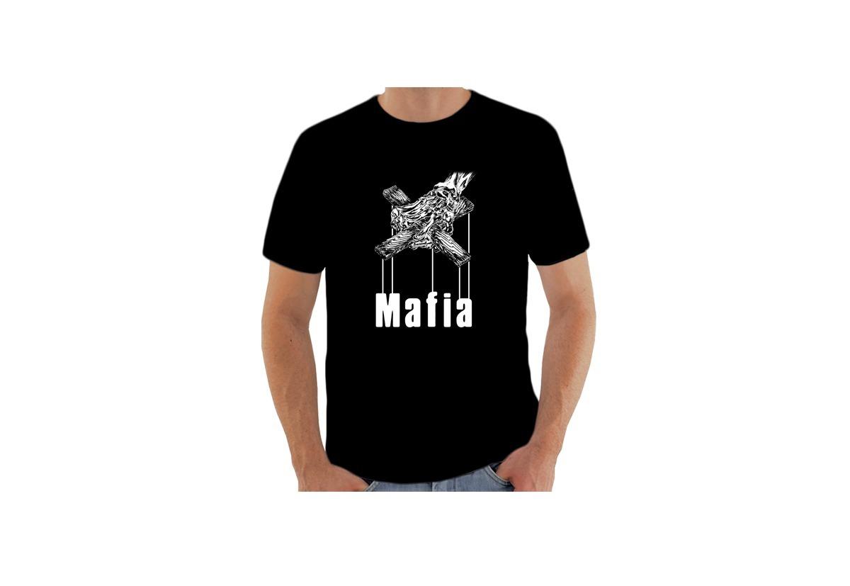 b4b16bb1b4 Camiseta Black Label Society Mafia Àlbum Heavy Metal - R$ 40,00 em ...