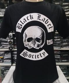 7c832c3bb3 Camiseta Black Label Society - Camisetas Masculinas Curta com o ...