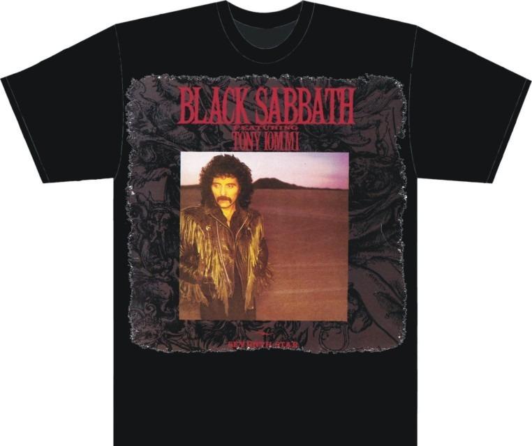 Camiseta Black Sabbath - Seventh Star - R  50 1ed209614b83c