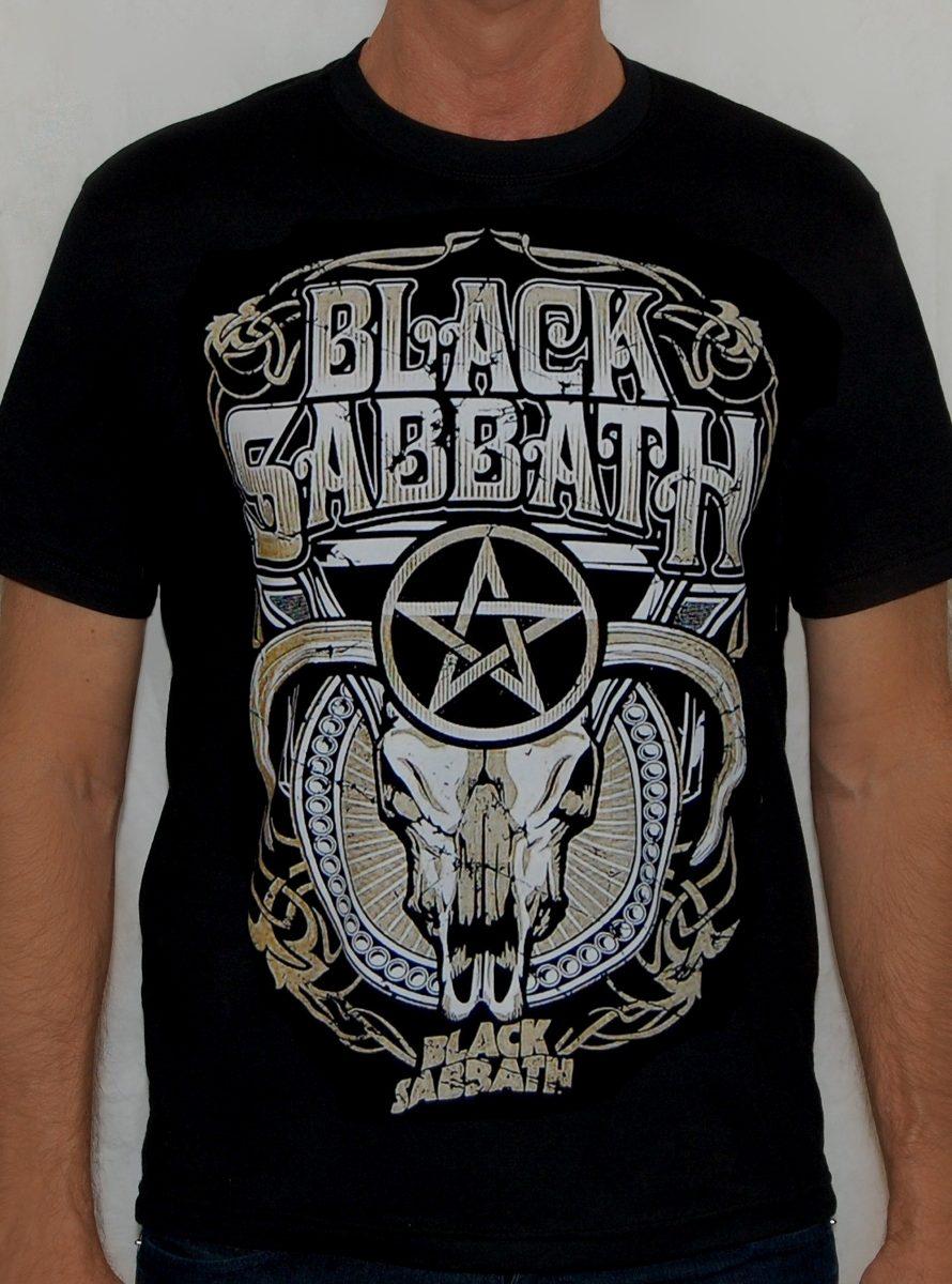 3b8dd87a98306 camiseta black sabbath - star. Carregando zoom.