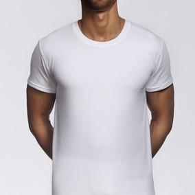 2b6a3c19 Camisetas Blancas Cuello Redondo Y V Desde 2.500 - Ropa y Accesorios en Mercado  Libre Colombia