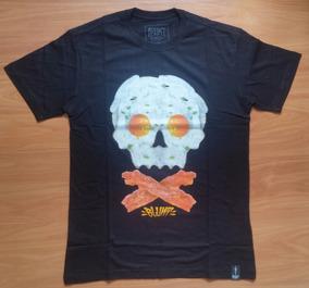af3988b50 Camisetas Blunt Skate - Camisetas Preto no Mercado Livre Brasil