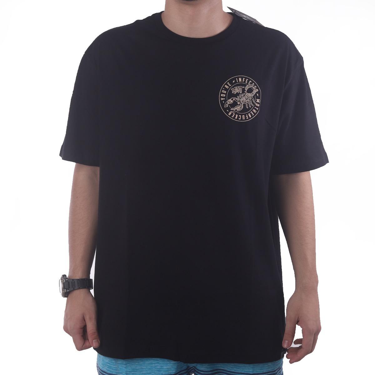 Camiseta Blunt Scorpion (preto) - R  59,90 em Mercado Livre 5b5a0cf6fa