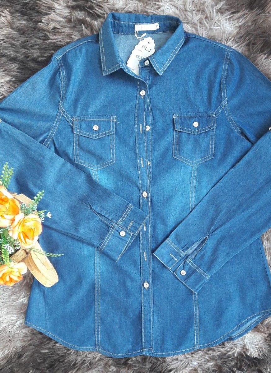 b7a27489db camiseta blusa camisa feminina jeans importada ms fashion. Carregando zoom.