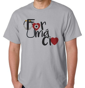 95ba63a849 Camiseta Farmácia Manga Curta Feminino - Camisetas e Blusas no ...