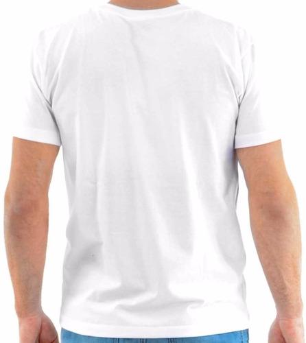 camiseta blusa manga curta
