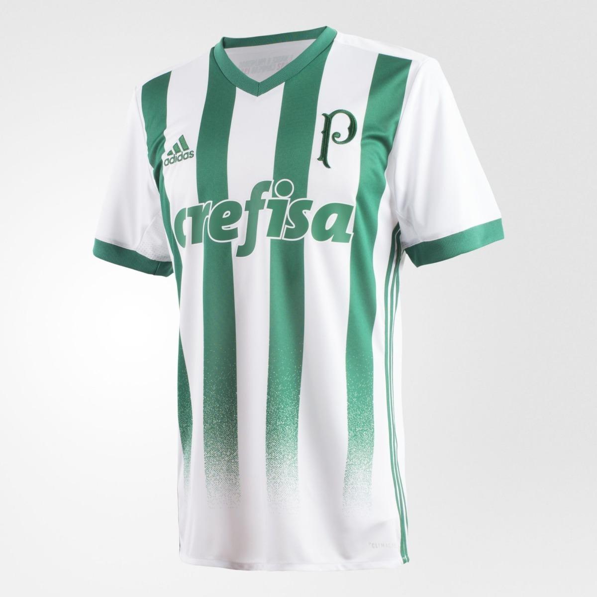e95ca3bfddfbd camiseta blusa palmeiras futebol adulto adidas oficial. Carregando zoom.