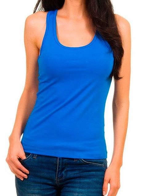 Regata Feminina Nadador Academia Camiseta Blusa Viscolycra - R  14 ... 8f41451598a