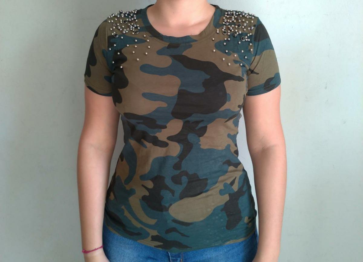 dcabe1986c camiseta blusinha camisa feminina camuflada exercito swag. Carregando zoom.