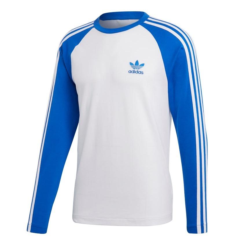 0f00fb356b4 camiseta blusão adidas infantil 3-stripes cw1229 original. Carregando zoom.