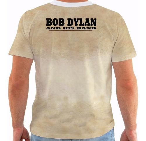 camiseta bob dylan concert poster bayfront festival m027