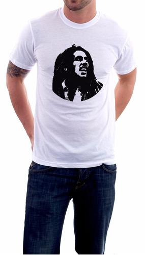 camiseta bob marley iv