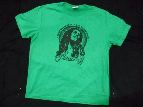 camiseta bob marley, jeff beck jaco pastorius, nirvana