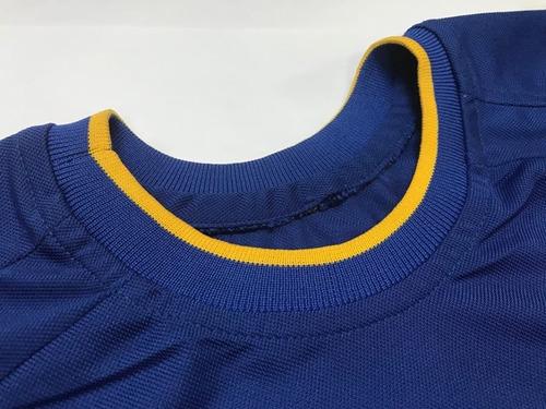 camiseta boca 2000