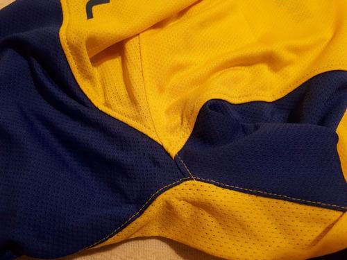 camiseta boca 2012