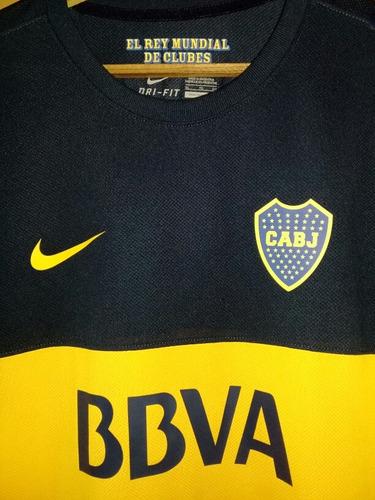 camiseta boca 2013