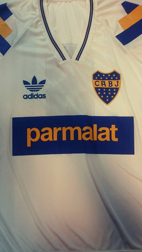 camiseta boca boca juniors 1993 alternativa