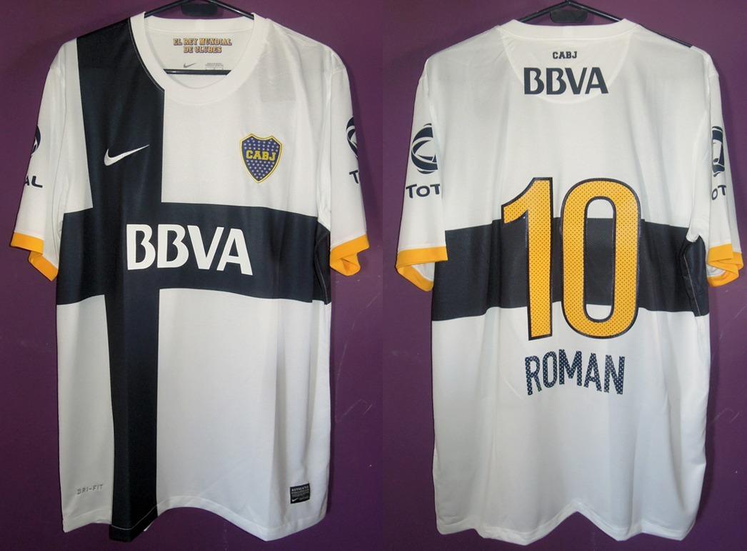 828cb98dc896b Camiseta Boca Juniors 2012  10 Roman Ed Especial. Bairestore ...