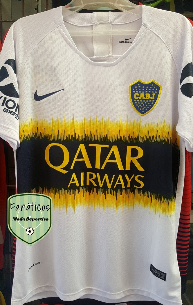 7dcdeb233e7e7 camiseta boca juniors 2018-2019 titular alterna. Cargando zoom.