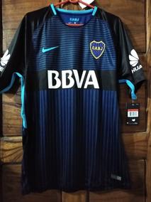 19978ae51 Camiseta Nike Boca Juniors Alternativa 3 Stadium 2016/17 - Fútbol en  Mercado Libre Argentina