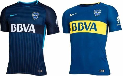 dc58a542eb454 Camiseta Boca Juniors Alternativa Nueva 2018 -   399