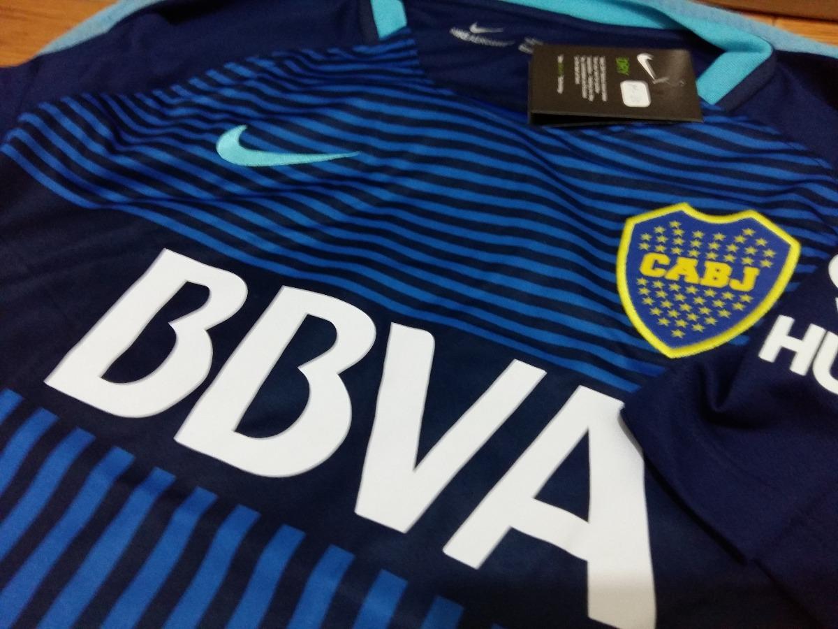 camiseta boca juniors alternativa suplente 3 azul match 2018. Cargando zoom. fb1f1d7afc67e